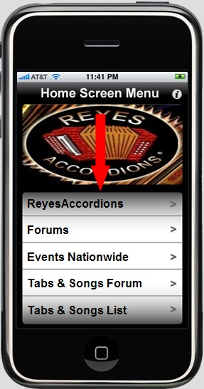 Android App for Reyes Forum